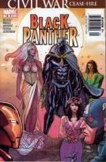 Black Panther (2005-2008) #18 Variant A: Newsstand Edition