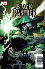 Black Panther (2005-2008) #19 Variant A: Newsstand Edition