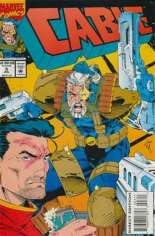Cable (1993-2002) #3 Variant B: Direct Edition