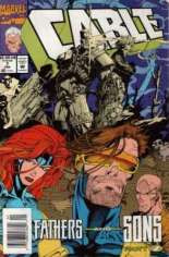 Cable (1993-2002) #7 Variant A: Newsstand Edition
