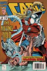 Cable (1993-2002) #9 Variant A: Newsstand Edition