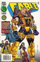 Cable (1993-2002) #29 Variant A: Newsstand Edition