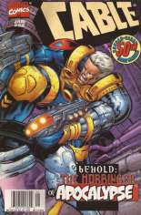 Cable (1993-2002) #50 Variant A: Newsstand Edition; Wraparound Cover