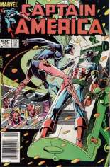 Captain America (1968-1996) #301 Variant A: Newsstand Edition