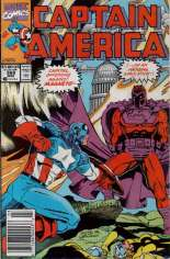 Captain America (1968-1996) #368 Variant A: Newsstand Edition
