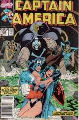 Captain America (1968-1996) #369 Variant A: Newsstand Edition