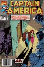 Captain America (1968-1996) #371 Variant A: Newsstand Edition
