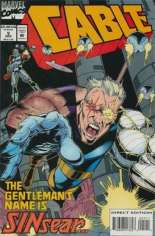 Cable (1993-2002) #5 Variant B: Direct Edition