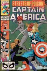 Captain America (1968-1996) #376 Variant B: Direct Edition
