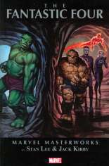 Marvel Masterworks: The Fantastic Four (2003-Present) #TP Vol 2 Variant A: Black Cover