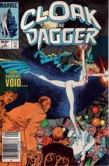 Cloak and Dagger (1985-1987) #2 Variant A: Newsstand Edition