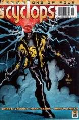 Cyclops (2001-2002) #1 Variant A: Newsstand Edition