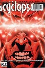 Cyclops (2001-2002) #3 Variant A: Newsstand Edition