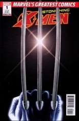 Astonishing X-Men (2004-2013) #1 Variant H: Marvel's Greatest Comics Reprint
