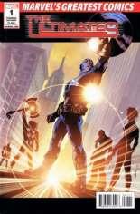 Ultimates (2002-2004) #1 Variant D: Marvel's Greatest Comics Reprint