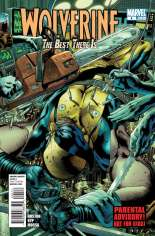 Wolverine: The Best There Is (2011-2012) #4