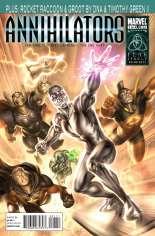 Annihilators (2011) #1 Variant A