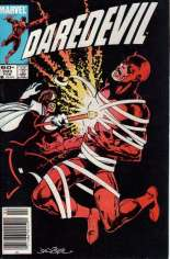 Daredevil (1964-1998) #203 Variant A: Newsstand Edition