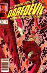 Daredevil (1964-1998) #263 Variant A: Newsstand Edition