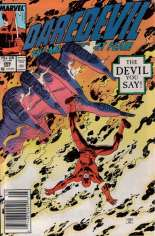 Daredevil (1964-1998) #266 Variant A: Newsstand Edition