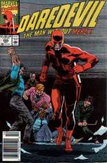 Daredevil (1964-1998) #285 Variant A: Newsstand Edition