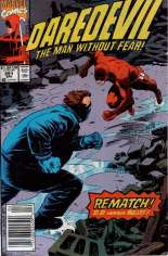 Daredevil (1964-1998) #291 Variant A: Newsstand Edition