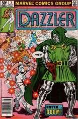 Dazzler (1981-1986) #3 Variant A: Newsstand Edition