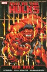 Fall of the Hulks: Red Hulk #TP