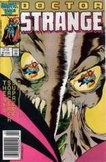 Doctor Strange (1974-1987) #81 Variant A: Newsstand Edition