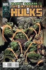 Incredible Hulks (2010-2011) #624 Variant A