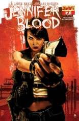 Jennifer Blood (2011-2014) #2 Variant A