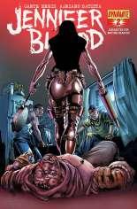 Jennifer Blood (2011-2014) #2 Variant B: 1:10 Variant