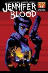 Jennifer Blood (2011-2014) #2 Variant C: 1:15 Variant