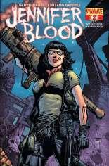 Jennifer Blood (2011-2014) #2 Variant D: 1:20 Variant