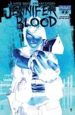 Jennifer Blood (2011-2014) #2 Variant F: 1:15 Negative Cover