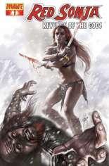 Red Sonja: Revenge of the Gods #1 Variant A