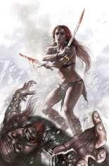 Red Sonja: Revenge of the Gods #1 Variant D: Virgin Cover