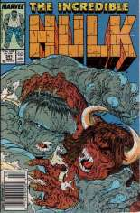 Incredible Hulk (1968-1999) #341 Variant A: Newsstand Edition