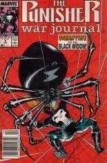 Punisher: War Journal (1988-1995) #9 Variant A: Newsstand Edition