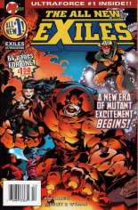 All New Exiles (1995-1996) #1 Variant A: Newsstand Edition