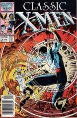 Classic X-Men (1986-1990) #5 Variant A: Newsstand Edition