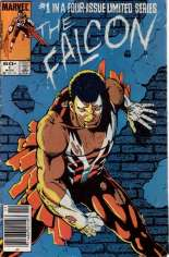 Falcon (1983-1984) #1 Variant A: Newsstand Edition