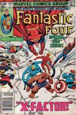 Fantastic Four (1961-1996) #250 Variant A: Newsstand Edition