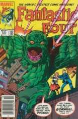 Fantastic Four (1961-1996) #271 Variant A: Newsstand Edition