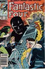 Fantastic Four (1961-1996) #278 Variant A: Newsstand Edition