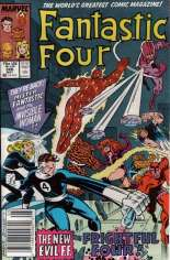 Fantastic Four (1961-1996) #326 Variant A: Newsstand Edition
