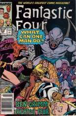 Fantastic Four (1961-1996) #328 Variant A: Newsstand Edition