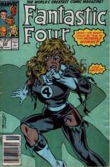 Fantastic Four (1961-1996) #332 Variant A: Newsstand Edition