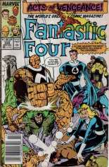 Fantastic Four (1961-1996) #335 Variant A: Newsstand Edition