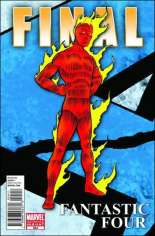 Fantastic Four (1998-2011) #584 Variant E: 3rd Printing